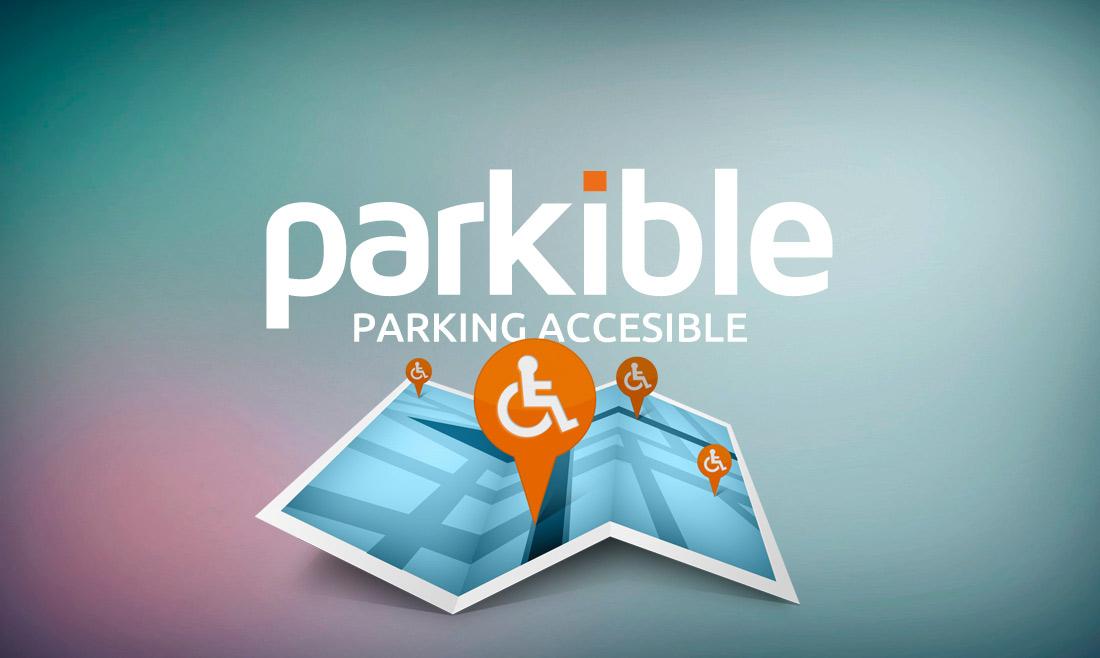 Parkible App