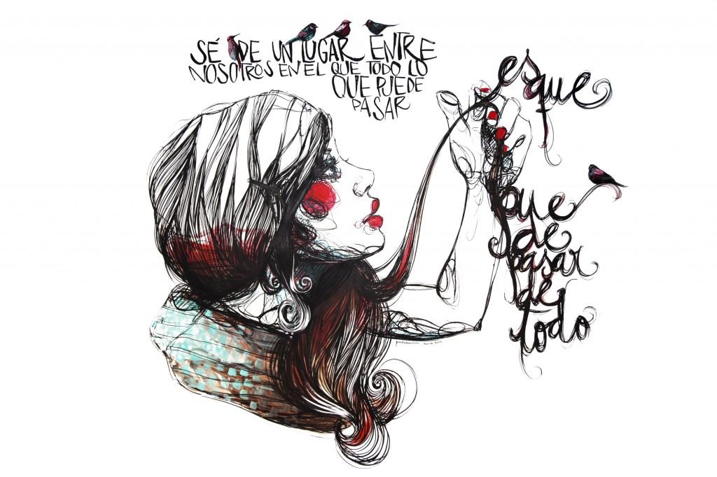 Ilustración Paula Bonet